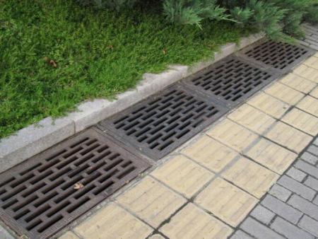 排水沟盖板如何选择及相关尺寸?