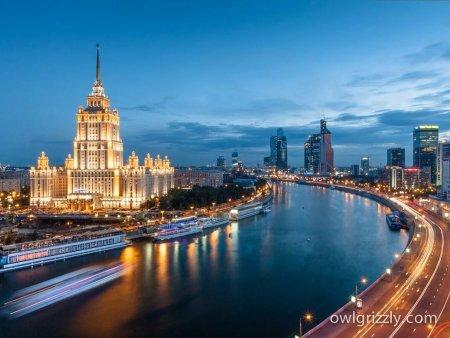 俄罗斯风景