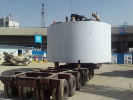 特种大件运输公司,圣融达特种大件设备运输