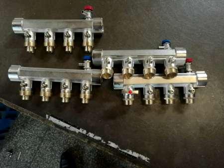 东三省分水器如何调节呢?