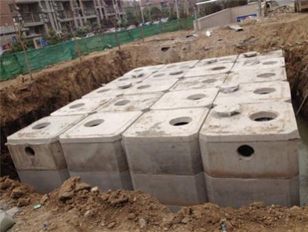 水泥沈阳化粪池设计制作时注意什么