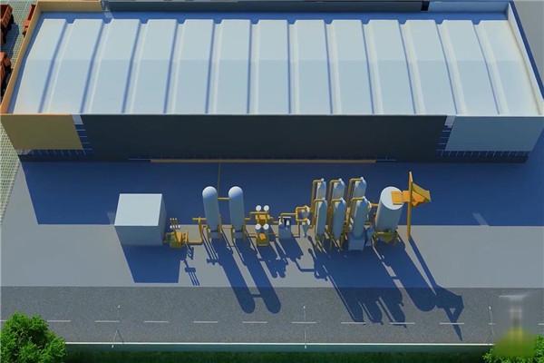 大型建筑工程施工动画制作的表现形式