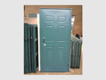 地下室门保养防锈事项详析
