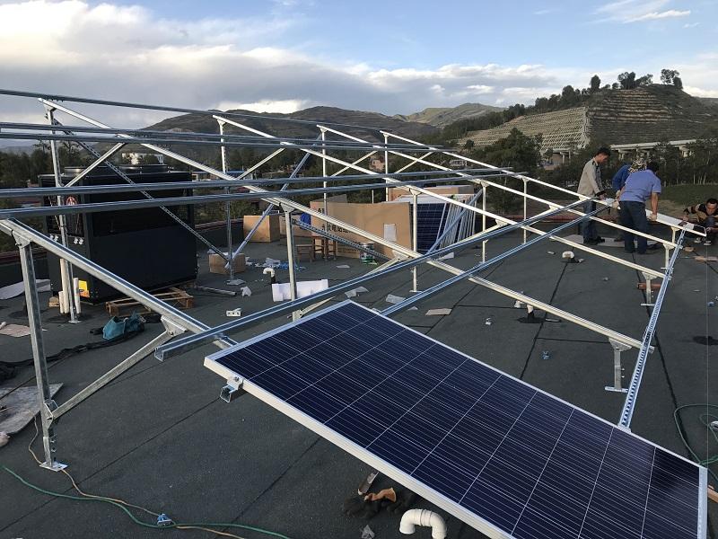 蘭州太陽能光伏發電
