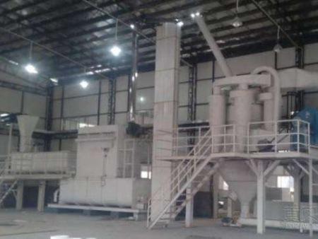氢氧化钙生产