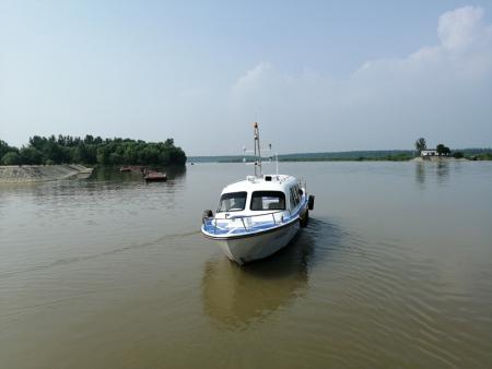 SHG900L铝玻测量船