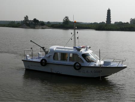SHG780L铝玻测量船