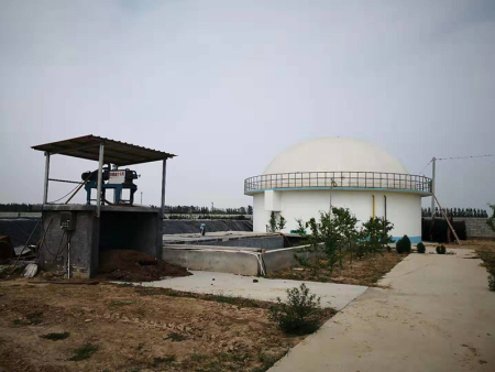工业污水处理的整套的解决方案