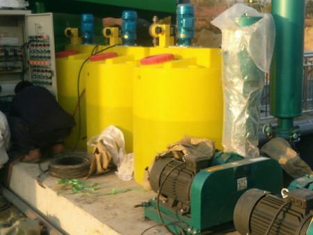 将硫元素收集净化是砖厂脱硫塔的工作目标