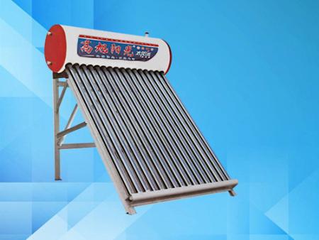 家庭用什么热水器好?高旭太阳能热水器真不错!