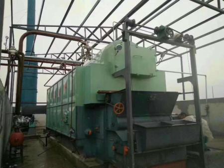 大型生物質蒸汽鍋爐