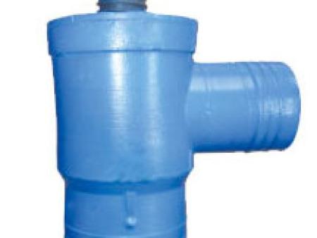 PE内插件出水口 Φ125Φ95
