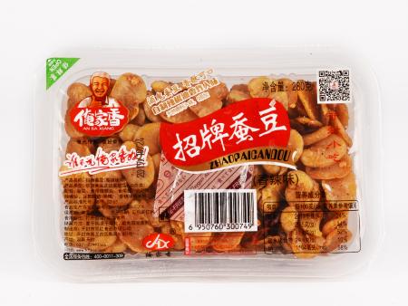 招牌蚕豆(香辣味)280g