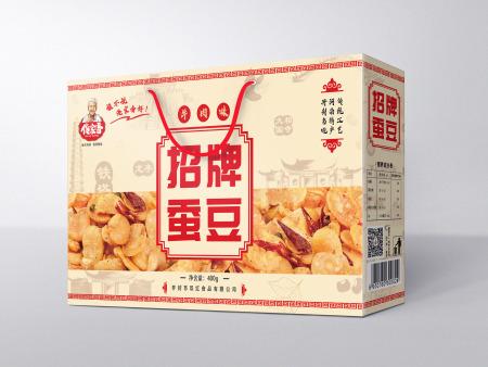 招牌蚕豆礼盒装(牛肉味)400g