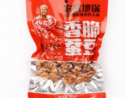 香脆蠶豆(麻辣味)200g