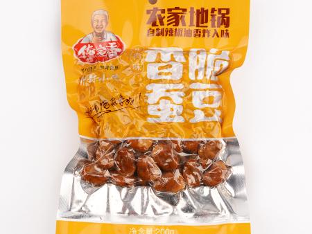 香脆蠶豆(牛肉味)200g
