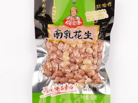 南乳花生(蒜香味)150克