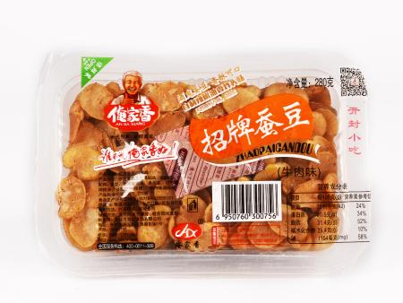 招牌蠶豆(牛肉味)280g