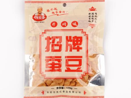 招牌蠶豆(牛肉味)170g