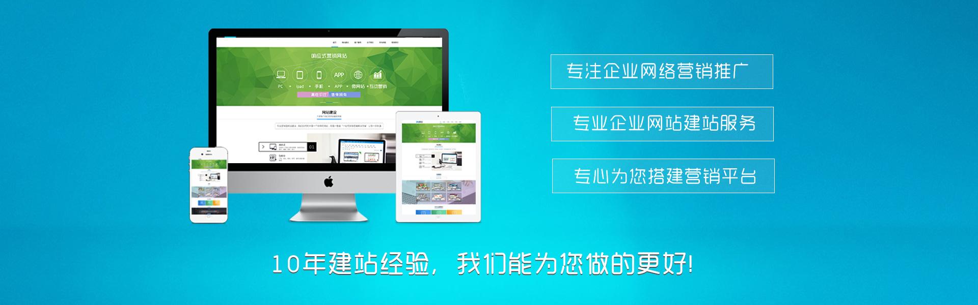 启搜网络_专注企业网络营销服务!