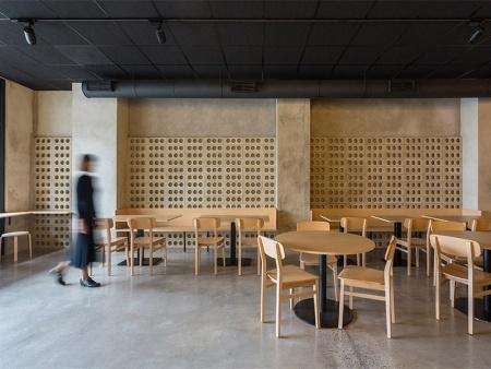 成都众派思装饰 | 瓦伦西亚IMood餐厅设计