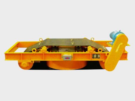 干式自卸式电磁除铁器