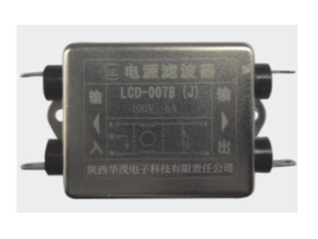 LCD-007B型电源滤波器