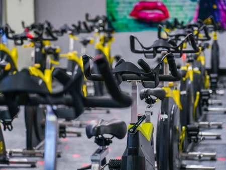 沈阳减肥训练营单车