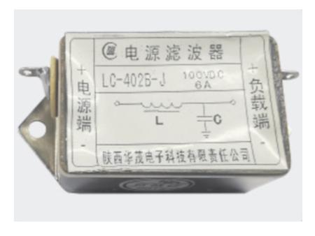 LC-402B型电源滤波器