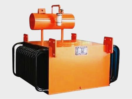 油冷悬挂式电磁除铁器