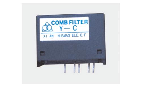 NTSC梳状滤波器