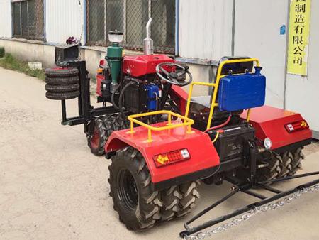 小麦压地机厂家提供了一种小麦压地机