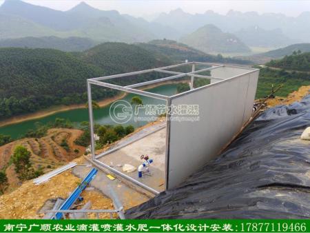滴灌和喷灌设备要求水泵房建设多大?