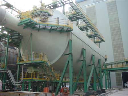 烟气脱硫脱硝一体化技术与挡板阀的渊源