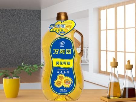 葵花籽油5L