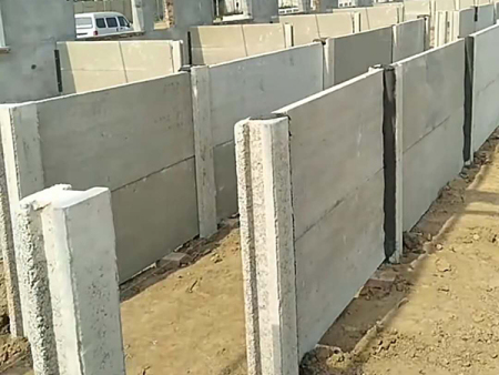 哪种围墙成本低