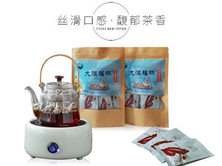 大漠福林沙棘袋泡茶(绿茶)3g X 7包/袋