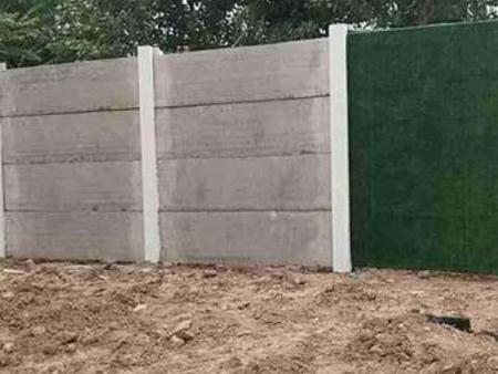 预制水泥围墙