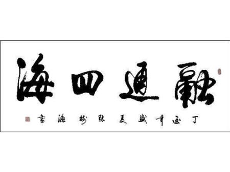 张树海书法家
