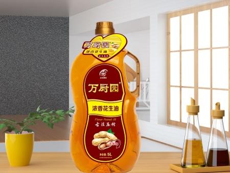 浓香花生油5L