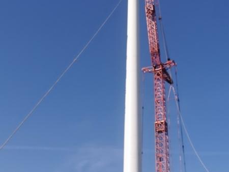 锡盟风电厂