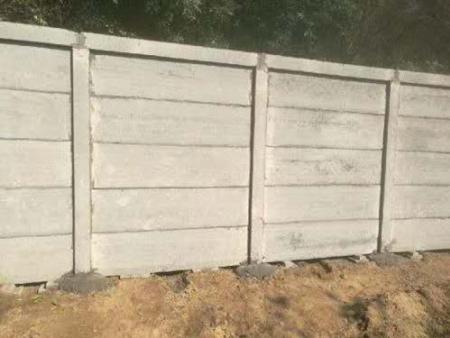 水泥围墙工艺技巧