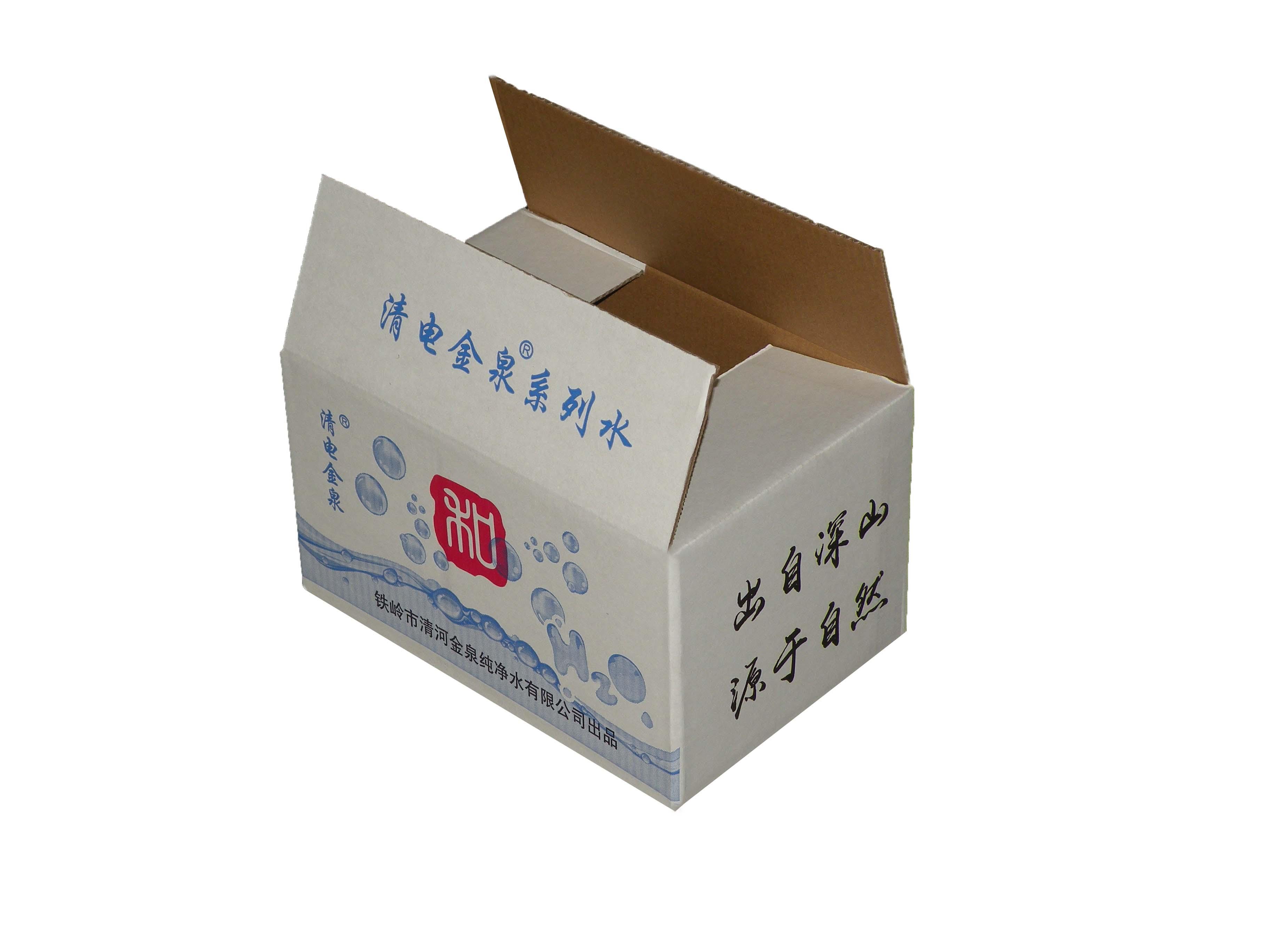 鞍山紙箱紙板生產廠家:紙箱是如何制造的?