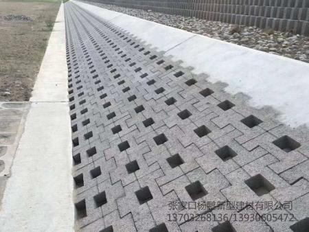 如何鑒別張家口生態護坡磚的品質