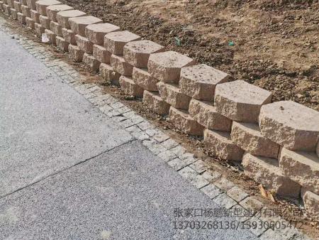 張家口擋土墻砌塊施工步驟是怎樣的?
