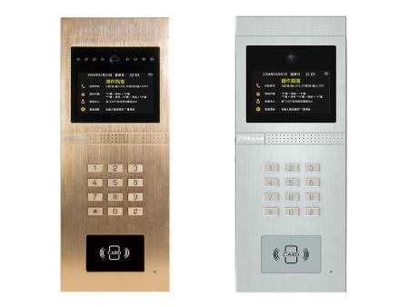 4.3寸数字门口机:SW72M37IC