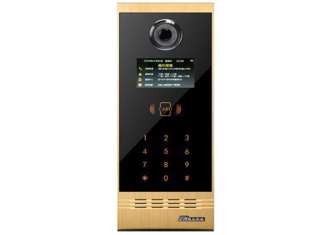 4.3寸数字门口机:SW72M39PIC