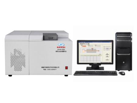 ZDHW-8000(制冷)微机全自动量热仪(煤炭大卡仪)