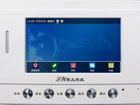 5寸数字室内机:SW72S50