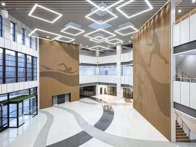 大连木塑地板安装便利,环保